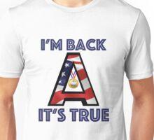 Kurt Angle - I'm Back Unisex T-Shirt