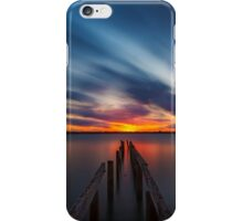 Cleveland Point Sunset iPhone Case/Skin