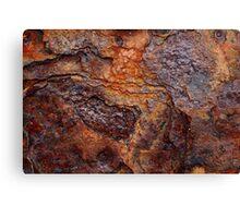 Rust 3 Canvas Print