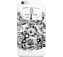 Machineheart iPhone Case/Skin