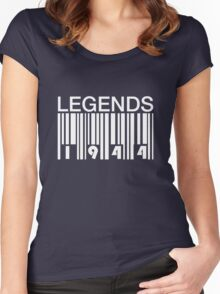 Legends 1944  Women's Fitted Scoop T-Shirt