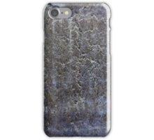 Concrete 9 iPhone Case/Skin