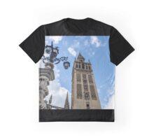 Seville - The Giralda Graphic T-Shirt