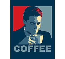 Damn Fine Coffee! Photographic Print