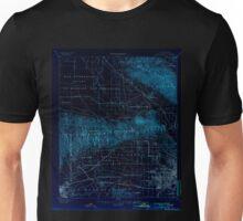 USGS TOPO Map California CA Santa Monica 298948 1902 62500 geo Inverted Unisex T-Shirt