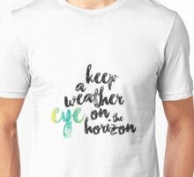 Eye on the Horizon Unisex T-Shirt