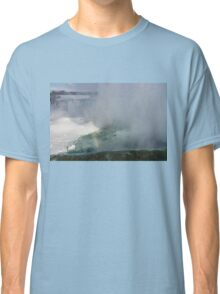 Milky Mist and Double Rainbows -  Classic T-Shirt