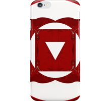 Go Deep Abstract Chakra Art  iPhone Case/Skin