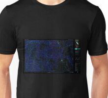 USGS TOPO Map California CA Red Bluff 299152 1979 100000 geo Inverted Unisex T-Shirt