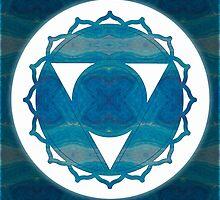 Dimensional Communications Abstract Chakra Art  by owfotografik