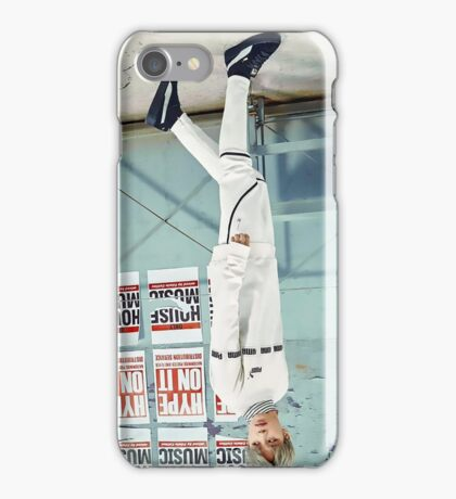 BTS Jimin P iPhone Case/Skin