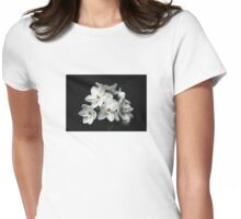 Narcissus The Breath Of Spring Womens Fitted T-Shirt