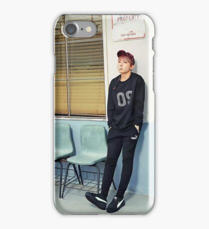 BTS JHope P iPhone Case/Skin