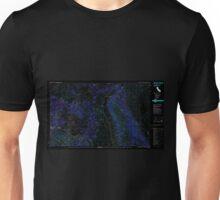 USGS TOPO Map California CA Benton Range 299049 1988 100000 geo Inverted Unisex T-Shirt
