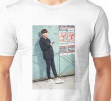 BTS Jungkook P Unisex T-Shirt