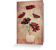 Brighten up the room Greeting Card