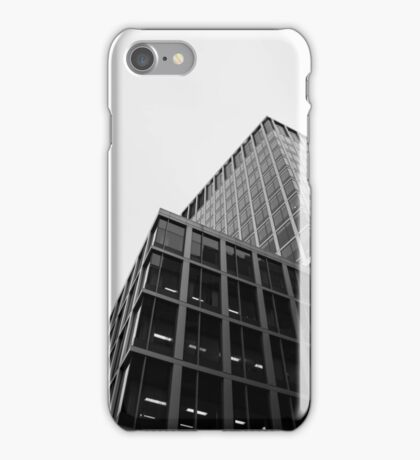 Seaport: Rising Tides & Buildings Sides iPhone Case/Skin