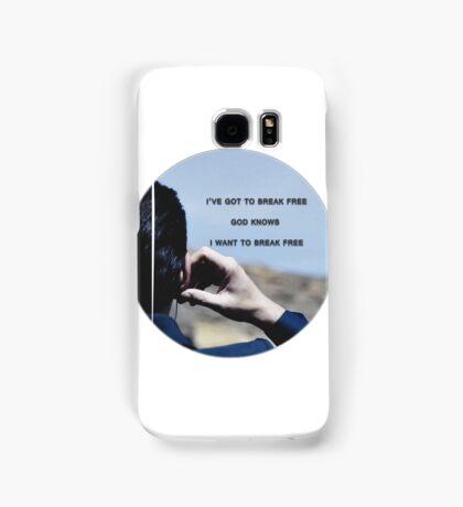 Moriarty. Samsung Galaxy Case/Skin