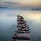 Corfu Dawn by MartinWilliams