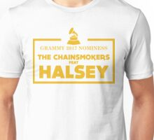 The chainsmokers Feat Halsey Unisex T-Shirt