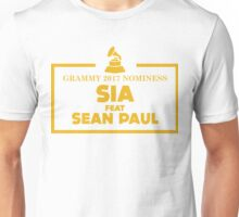 Sia Feat Sean Paul Unisex T-Shirt