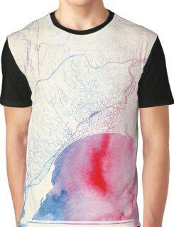 Nizza Serenity Graphic T-Shirt