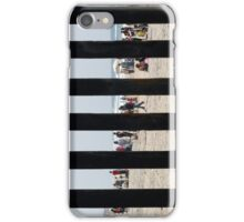 A quiet afternoon on the other side of the fence iPhone Case/Skin