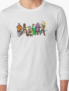 At The Dragon's Graveyard Long Sleeve T-Shirt