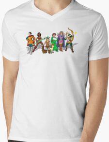 At The Dragon's Graveyard Mens V-Neck T-Shirt