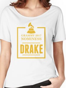Drake Women's Relaxed Fit T-Shirt