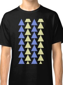 Small Triangles in Movement Classic T-Shirt