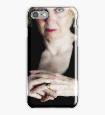 The Beauty of her Time  iPhone Case/Skin