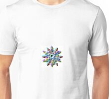 The Magical Snowflake Unisex T-Shirt