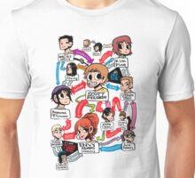 Scott Pilgrim Social Explanation Unisex T-Shirt