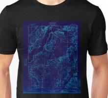 USGS TOPO Map California CA Cosumnes 296026 1909 31680 geo Inverted Unisex T-Shirt
