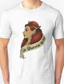 the fair queens of old: colour Unisex T-Shirt
