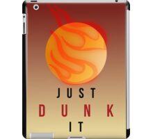 JUST DUNK IT // LEAGUE OF LEGENDS iPad Case/Skin