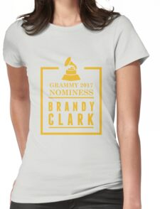 Brandy Clark Womens Fitted T-Shirt