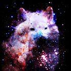 Galaxy Wolf by RampagingKoala