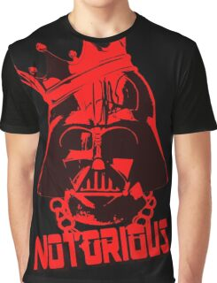 Notorious Poppa Vader Graphic T-Shirt