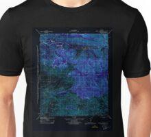 USGS TOPO Map California CA Sawmill Mountain 301513 1944 31680 geo Inverted Unisex T-Shirt