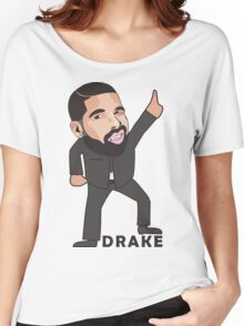 Drake 2 Women's Relaxed Fit T-Shirt