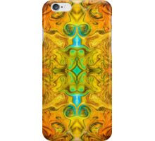 Energy Experiences Abstract Healing Artwork  iPhone Case/Skin