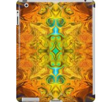 Energy Experiences Abstract Healing Artwork  iPad Case/Skin