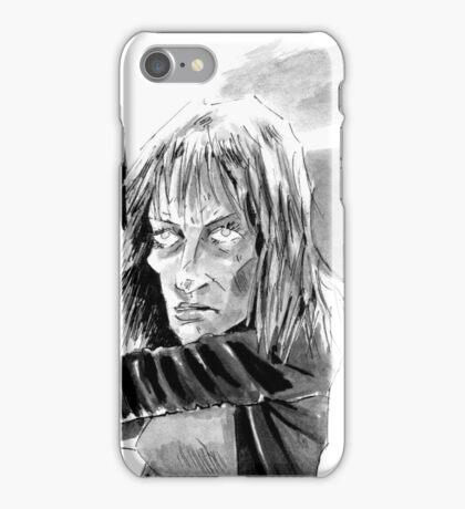 The Bride - Beatrix Kiddo iPhone Case/Skin