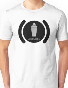Bartender Mixology Lounge Logo Vector Unisex T-Shirt