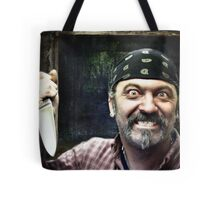 Here comes Johnny! Tote Bag