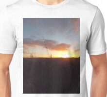 Moor sunset Unisex T-Shirt