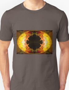 Undecided Bliss Abstract Healing Artwork  T-Shirt