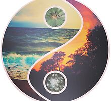 Nature Yin Yang by brian25